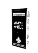 ALIVE AND WELL: WEDDING CAKE 1G LIVE RESIN CART