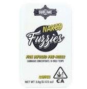 Choco Haze Distillate Infused Pre-Rolls 5pk 3.5g - Fuzzies