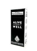 ALIVE AND WELL: SOUR BERRY 1G LIVE RESIN CART