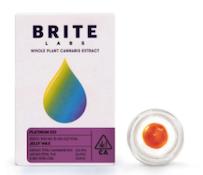 BriteLabs Platinum OG Wax Gram 63%