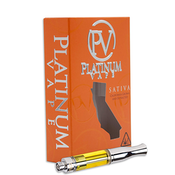 PLATINUM VAPE: PINEAPPLE EXPRESS 1G CART