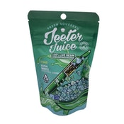 Jeeter Juice Kush Mintz Live Resin 0.5g Disposable Straw