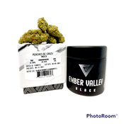 EMBER VALLEY BLACK: PEACHES BE CRAZY 3.5g