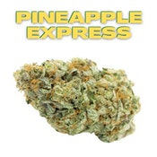 GT Pineapple Express 8th (THC 18.34%)