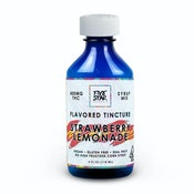 FIVE STAR EXTRACTS - Strawberry Lemonade - 400mg - Tincture