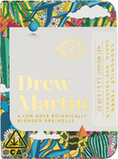 Chamomile, Yerba Santa, and Calendula Pre-Rolls 4pk 2.6g - Drew Martin