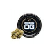 West Coast Cure - Unobtainium OG 3.5g