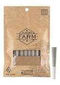 Almora Farm: 0.5g Pre Roll 6 Pack: Legend OG (I) 33%