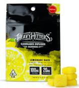 Heavy Hitters ULTRA GUMMY Lemonade Haze 20mg (S)