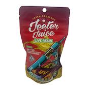 Jeeter Juice SFV OG Live Resin 0.5g Disposable Straw