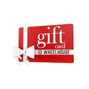WHEELHOUSE GIFT CERTIFICATE $50