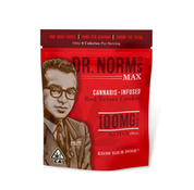 DR. NORM'S RED VELVET MAX 100MG