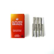 Autumn Brands 7pk Prerolls 3.5g Blue Dream CBD $30