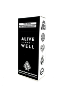 ALIVE AND WELL: THC BOMB 1G LIVE RESIN CART
