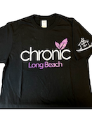 CHRONIC - His Nesting Place Charity Shirt Large - Non Cannabis