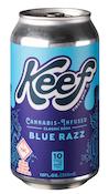Keef Cola Blue Razz 10mg THC