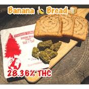 Banana Bread 1/2oz