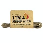 I-Tal Hemp Wick 3.5 ft
