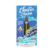 Jeeter Juice Blueberry Kush 1g CART
