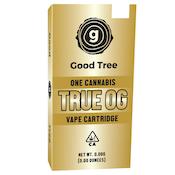 GT True OG 1g POD (THC 83.13%)