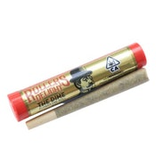 Roller's Delight INFUSED Triangle Kush 1g Preroll (THC 32.50%)