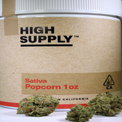 Sativa Flower Smalls - 1oz Flower - Sativa (20%THC) High Supply