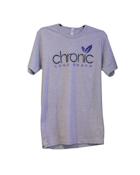 CHRONIC - Blue Leaf OG Grey Small MCut - Non Cannabis