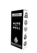 ALIVE AND WELL: MENDO BREATH 1G LIVE RESIN CART