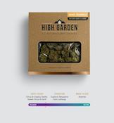 High Garden-Orange Creamsicle