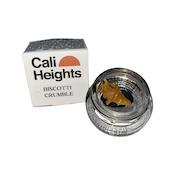CALI HEIGHTS: BISCOTTI CRUMBLE 1G