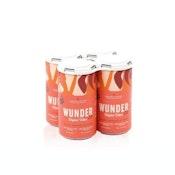 Blood Orange Bitters   Higher Vibes 20 8oz (4pk) 10mg THC/10mg D8 THC     Wunder