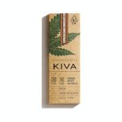 KIVA -Bar Dark Chocolate Espresso CBD- 100mg