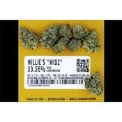 Willie's 1/8oz MIDZ