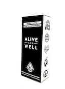 ALIVE AND WELL: VANILLA FROSTING 1G LIVE RESIN CART