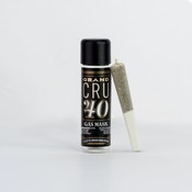 Grand CRU 40's-.5grams-Infused Pre Roll-GAS MASK-45%Thc