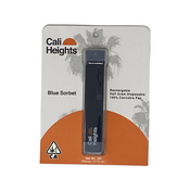 CALI HEIGHTS: BLUE SORBET .5 DISPOSABLE