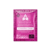 Chakra Chai   Zen Sips 9:1 CBD:THC   Khemia