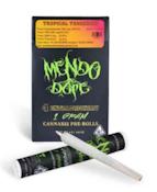 Mendo Dope Tropical Tangerine Pre-Roll 4 Pack 26% THC