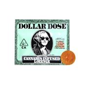 DOLLAR DOSE-LOZENGE-SATIVA HIBISCUS-5MG