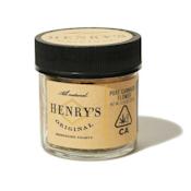 Henry's Original - Afgooey 1g