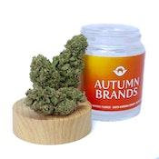 Autumn Brands 3.5g Strawberry Banana $30