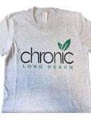 CHRONIC - Green Leaf OG Grey Small WCut - Non Cannabis