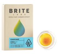 BriteLabs Sour Kush Wax Gram 89%