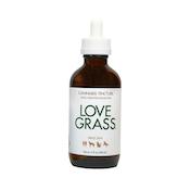 LOVE GRASS TINCTURE 4oz