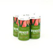 Watermelon Basil   Higher Vibes 20 8oz (4pk) 10mg THC/10mg D8 THC    Wunder