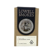 LOWELL: OG BLUEBERRY CREME 8TH PACK PRE ROLL