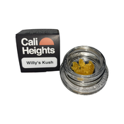CALI HEIGHTS: WILLY'S KUSH 1G LIVE RESIN