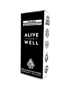 ALIVE AND WELL: KUSH MINTS 1G LIVE RESIN CART