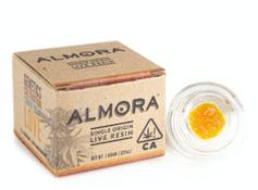 Almora Farms - 1g Sauce Jar: Suga: Blueberry Kush (I) THC 755mg