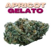 GT Apricot Gelato 8th (THC 18.74%)